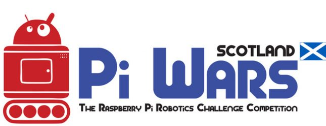 Pi Wars Scotland 2018